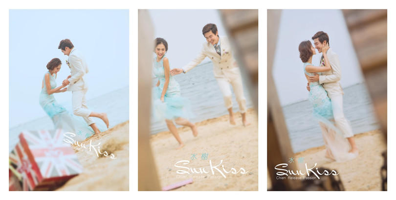 【沙滩水榭】